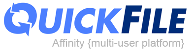 QuickFile Affinity